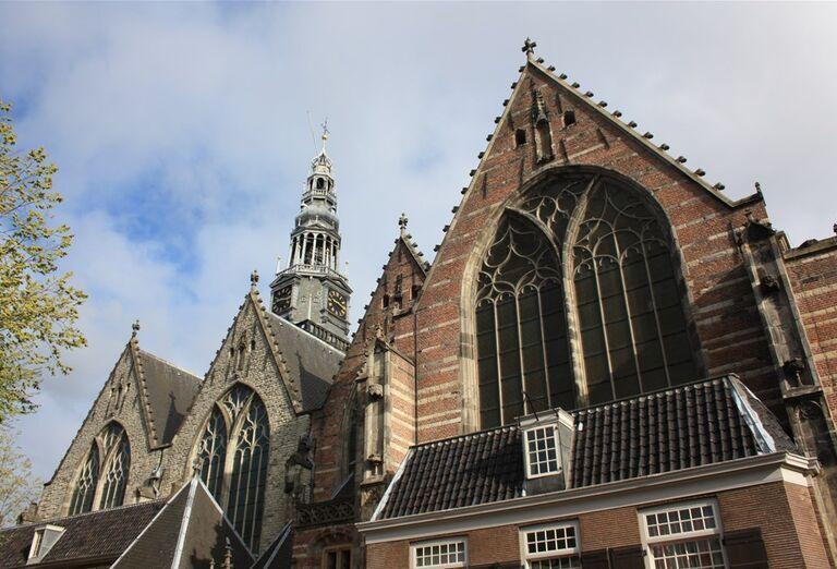 Pamiatky v Holandsku