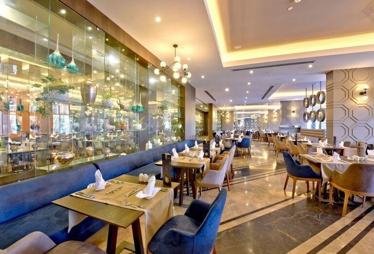 Reštaurácia v hoteli Side Star Elegance