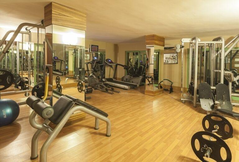 Fitnes hotela Iz Flower