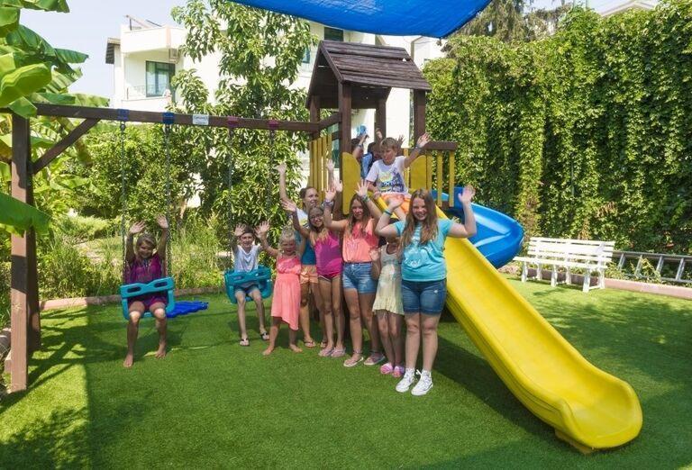 Zabávajúce sa deti