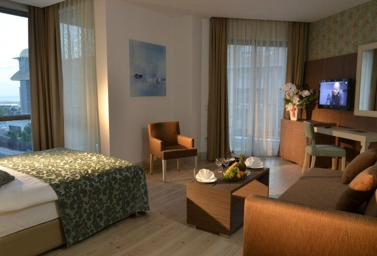 Izba v hoteli Port Side Resort