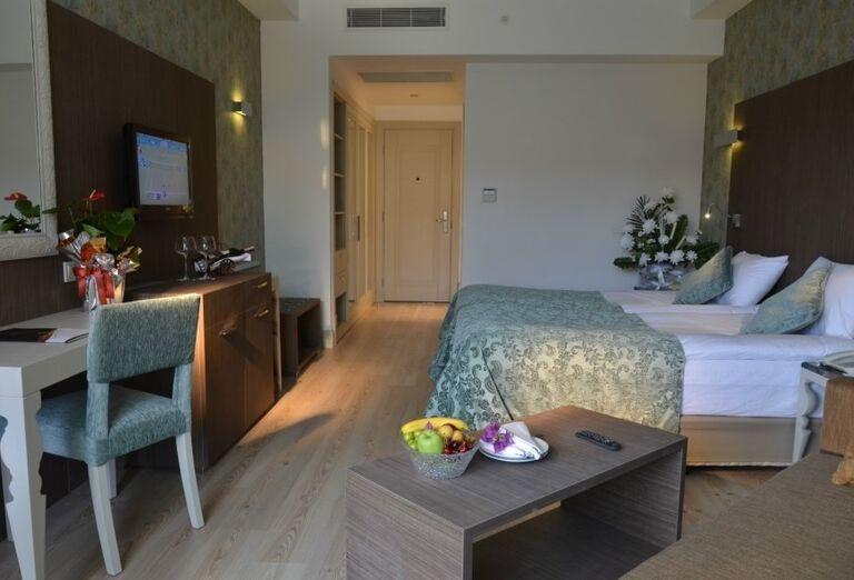 Ubytovanie v hoteli Port Side Resort