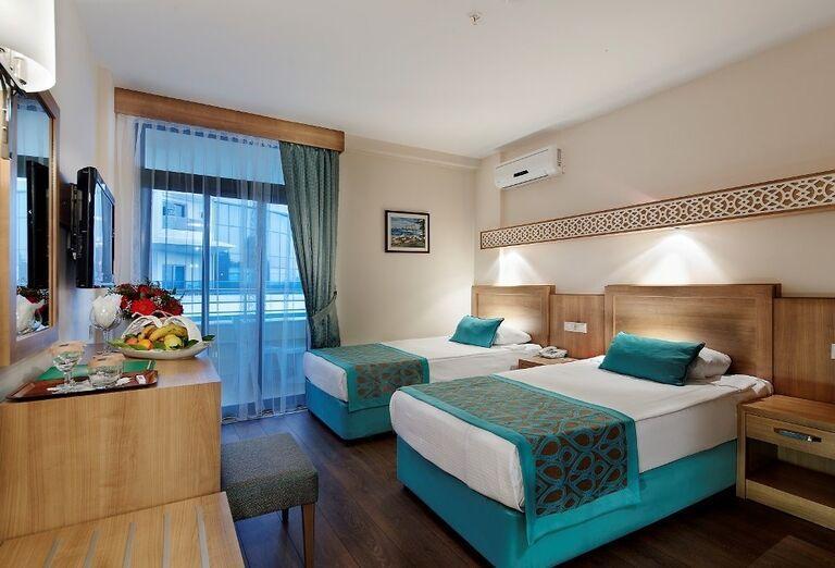 Hotel Meryan, Alanya, štandardná izba