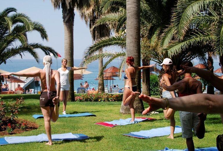 Hotel Meryan, Alanya, športové aktivity