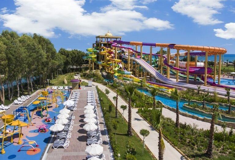 Vodný svet v hoteli Delphine Be Grand Resort