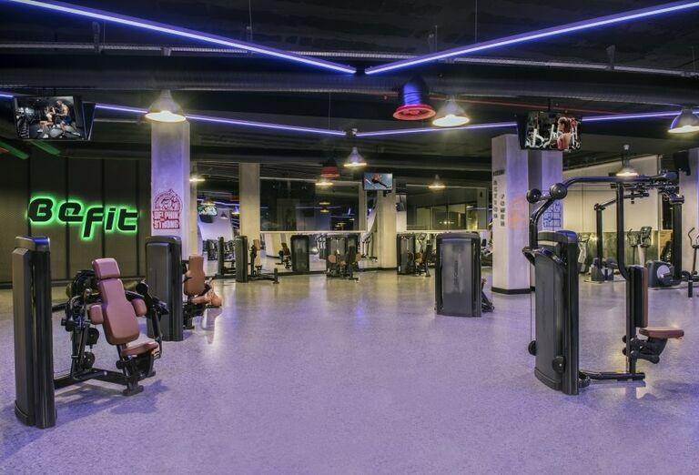 Hotel Delphine Be Grand Resort ponúka využitie fitnesscentra