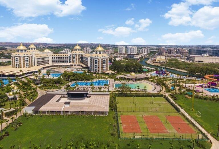 Komplex v hoteli Delphine Be Grand Resort