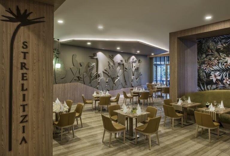 Hotel Delphine Be Grand Resort s reštauráciou
