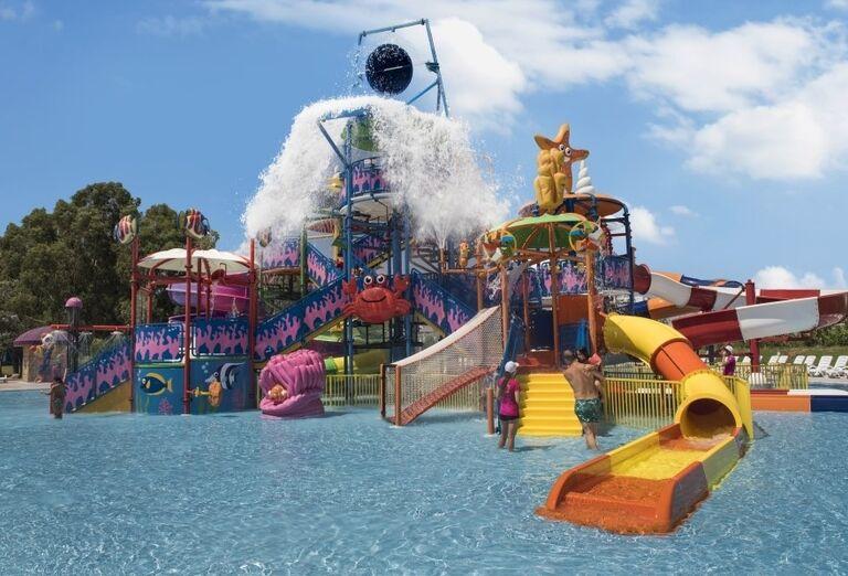 Vodný svet pre najmenších v hoteli Delphine Be Grand Resort