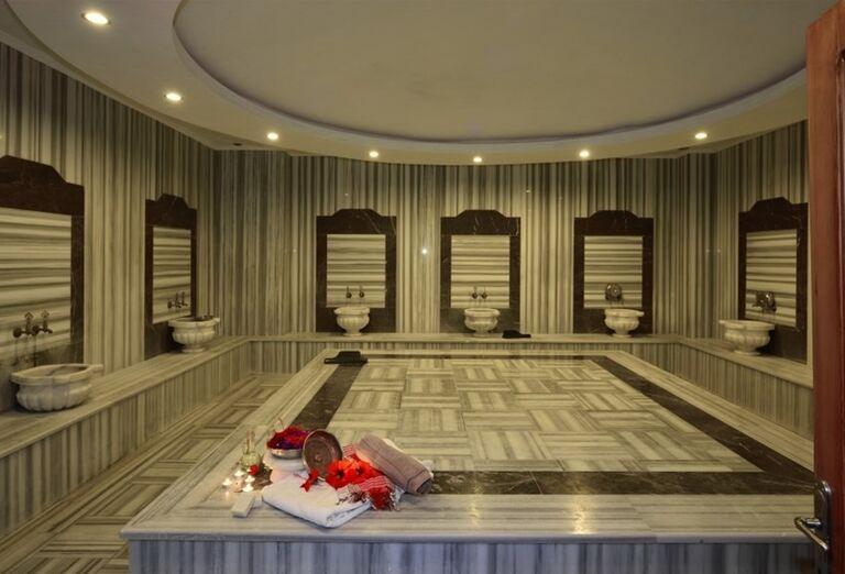 Sauna v hoteli Annabella Diamond