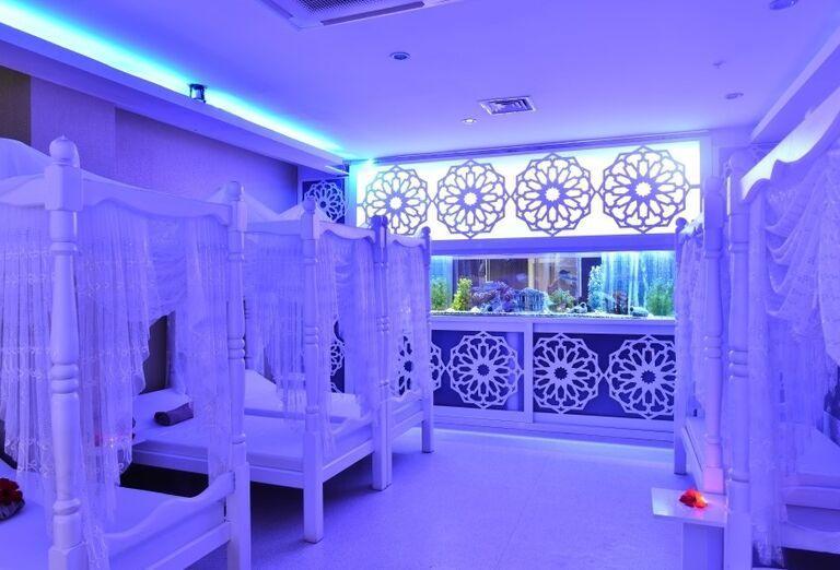 Oddychová miestnosť v hoteli Annabella Diamond