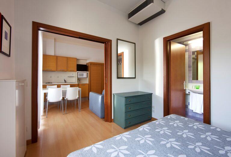 Ubytovanie Aparthotel La Pineta ****