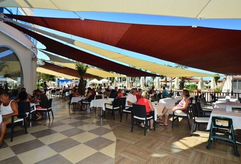 Reštaurácia v hoteli Annabella Diamond