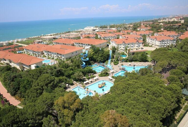 Hotel Gural Premier Belek, areál