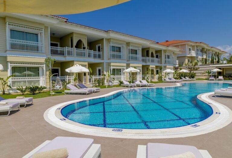Hotel Gural Premier Belek, bazén