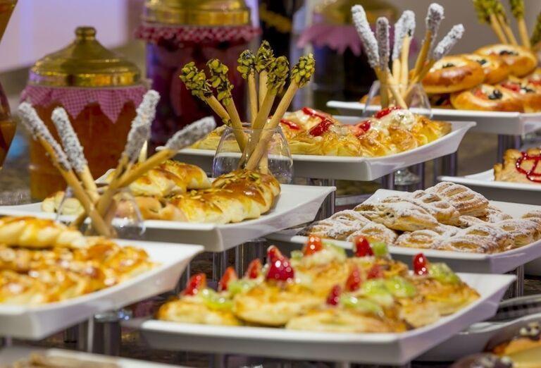 Hotel Gural Premier Belek, reštaurácia
