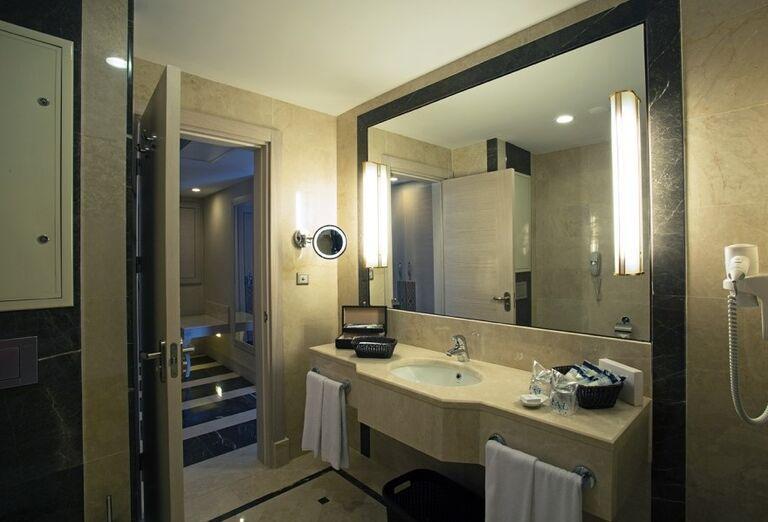 Hotel Gural Premier Belek, rodinná izba