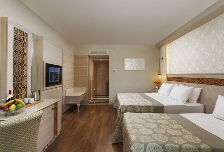Hotel Gural Premier Belek, štandardná izba