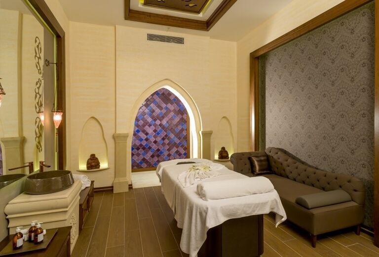 Hotel Gural Premier Belek, spa