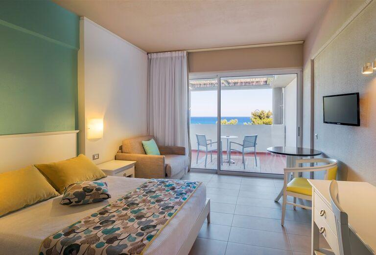 Izba hotela Lyttos Beach, Grécko, Kréta, Hersonissos