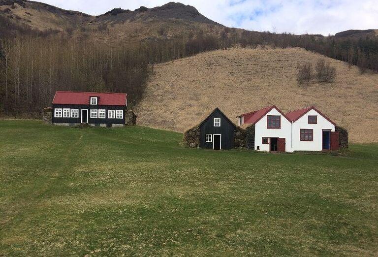 Domčeky na dedine