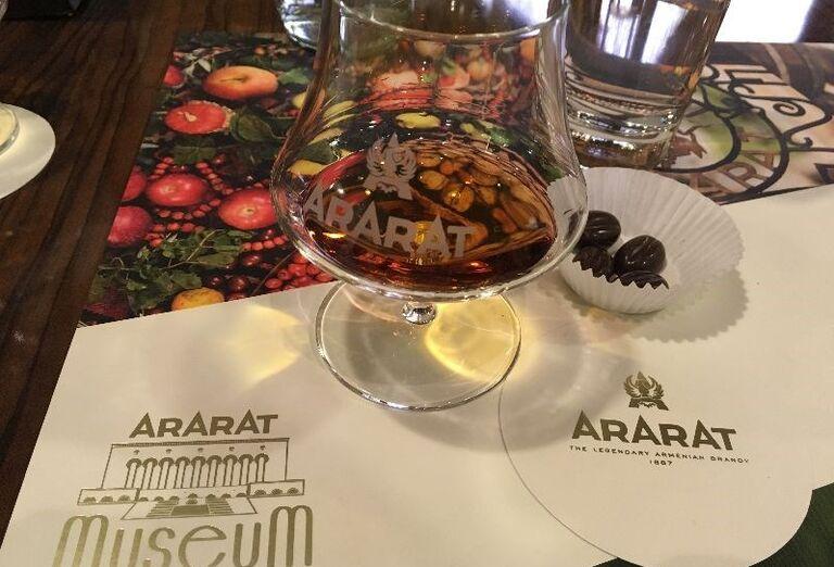 Za krásami Arménska- víno