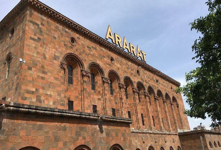 Za krásami Arménska- pamiatky