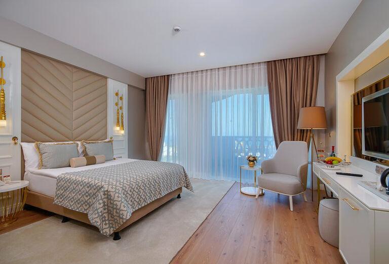 Hotel Limak Cyprus *****+ W