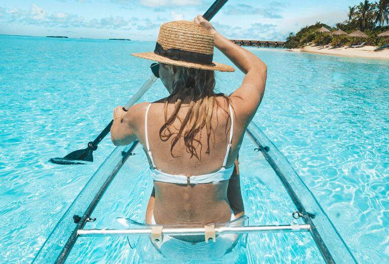 Vodný svet Hotelový Rezort Reethi Faru *****