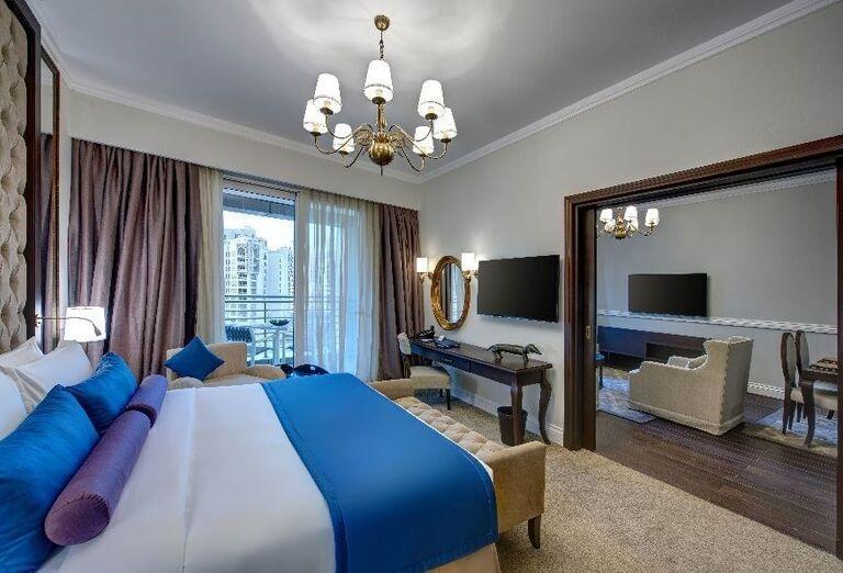 Izba v hoteli Dukes Dubai