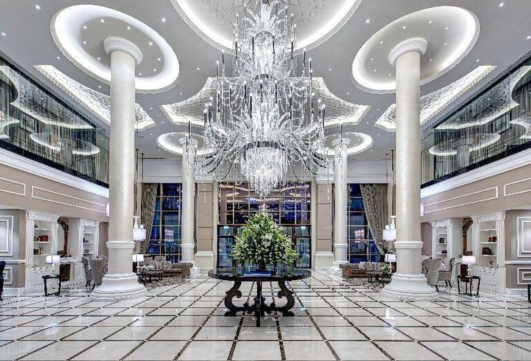 Hala hotela Dukes Dubai