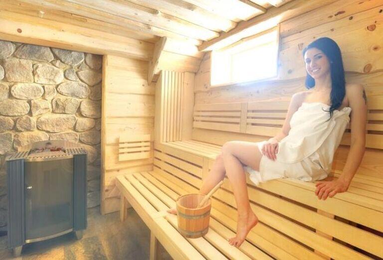 Sauna , Hotel Fis, Štrbské Pleso
