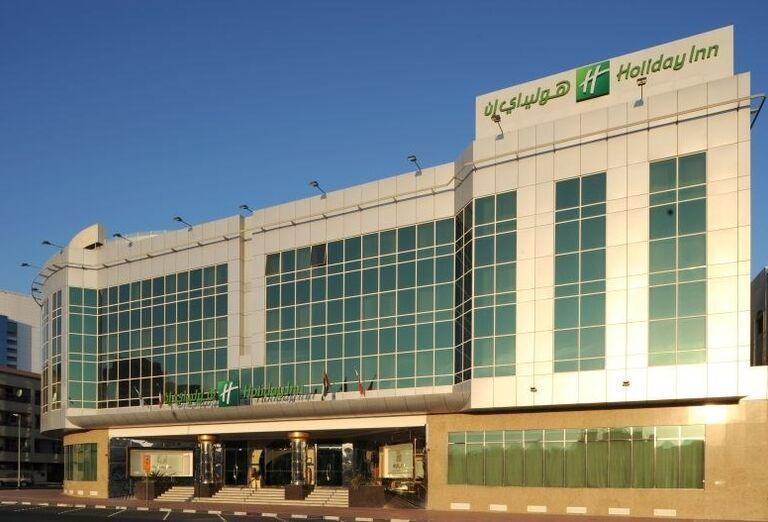 Areál hotela , Hotel Holiday Inn Bur Dubai - Embassy District