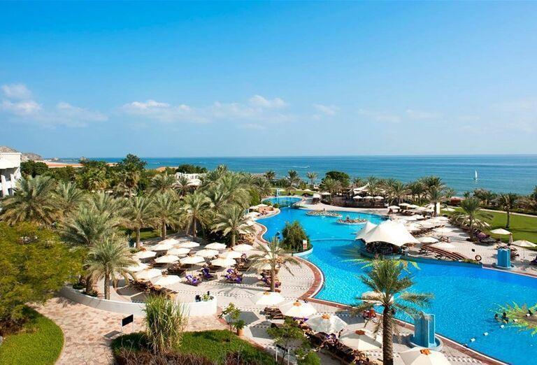 Hotel Le Meridien Al Aqah Beach Resort *****