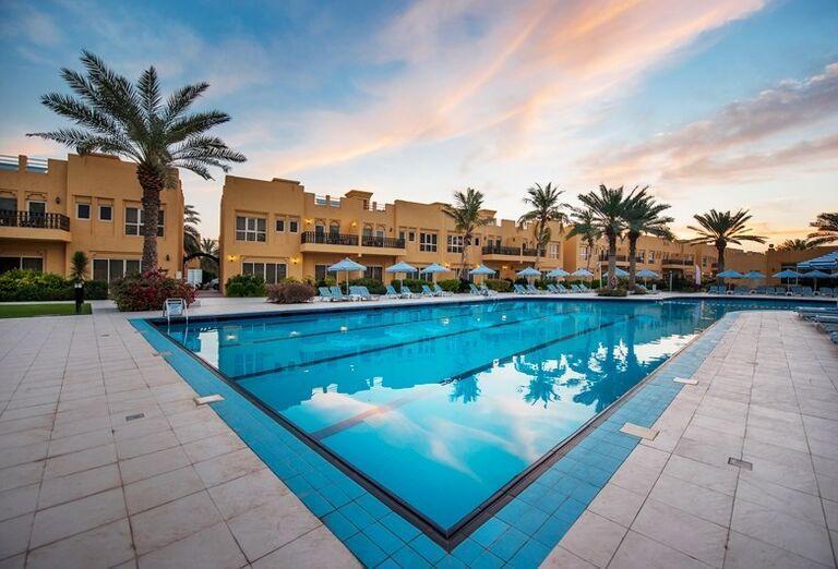 Relax pri bazéne