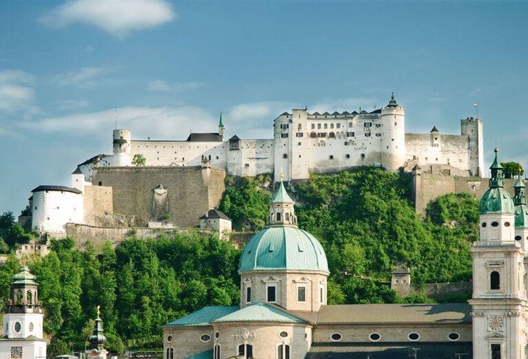 Pevnosť Hohensalzburg