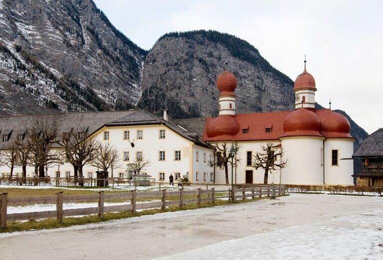 Kostol St. Bartolomä
