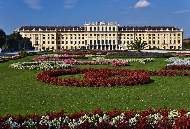 Schoenbrunn, poznávací zájazd, Rakúsko