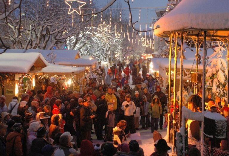 Vianočný trh, poznávací zájazd, Rakúsko