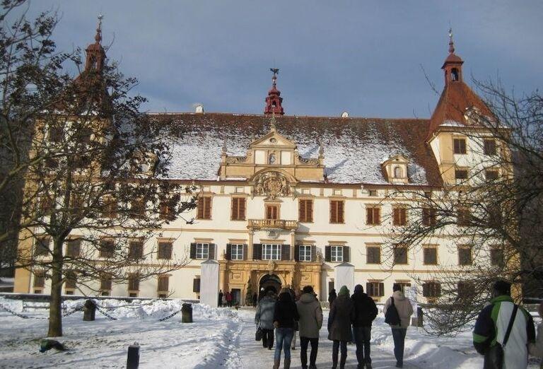Vianočný Eggenberg, poznávací zájazd, Rakúsko