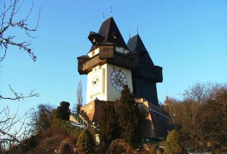 Vianočný Graz, poznávací zájazd, Rakúsko