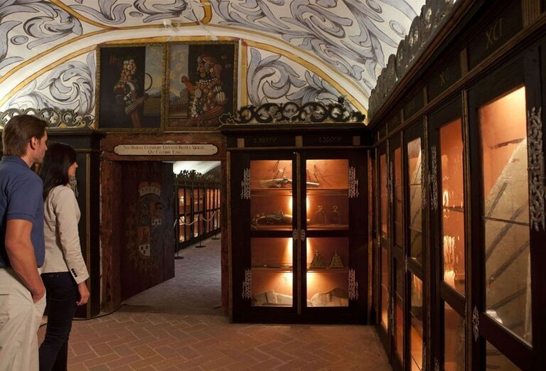 Ostatné Advent na hrade Forchtenstein