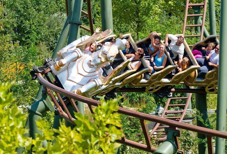 Familypark, poznávací zájazd, Rakúsko