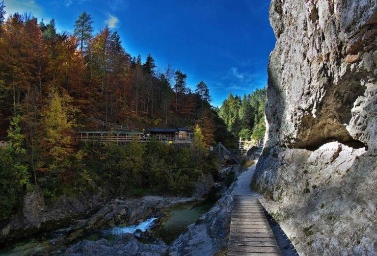 Otschergraben, poznávací zájazd, Rakúsko