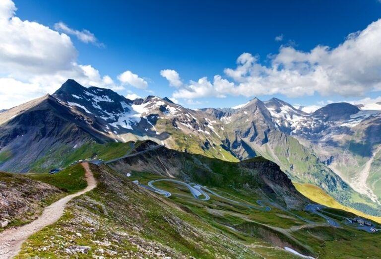Turistika v Korutánskych Alpách, poznávací zájazd, Rakúsko