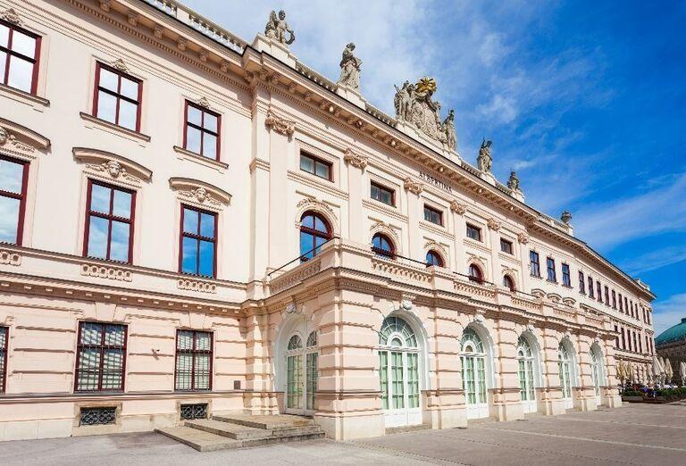 Galéria Albertina a Lichtenštajnské kniežactvo