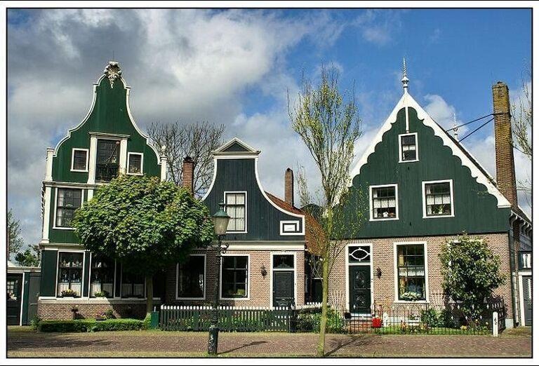 Domy v Beneluxe