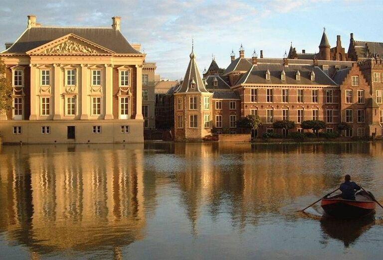 Pohlad na domy v Beneluxe