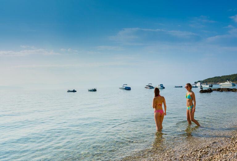 Pláž Hotel Aminess Magal ***