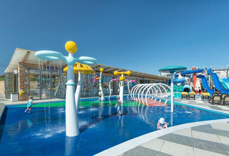 Vodný svet Hotel Lyttos Beach *****